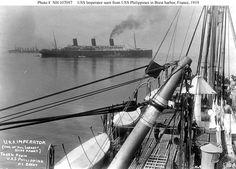USN Ships--USS Imperator (ID # 4080)