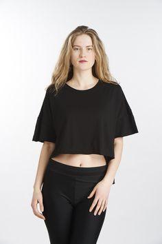 Oversized Tee Barbara I Gongini Sustainable Fashion #sustainlux