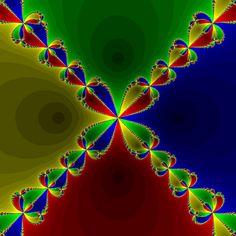 UC Davis Numerical Analysis: Fractals - By Dan Berman