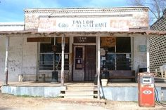 7. Taylor Grocery (4 County Road 338, Taylor)
