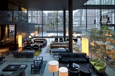 Conservatorium hotel & L'entrecote et les Dames Amsterdam, Nederland | via @Travel Rumors