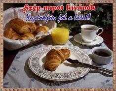 kávé, reggeli, JÓ REGGELT, SZÉP NAPOT! - alliteracio oldala Breakfast, Blog, Morning Coffee, Blogging