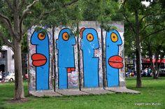 Roteiro pelo Muro de Berlim, viagem Berlim, história Muro de Berlim