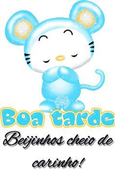 - GIFS DE BOA TARDE.