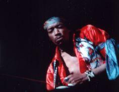 Jimi Hendrix : Denver, Colorado 1969-06-21