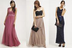 vestidos para invitada de boda Bridesmaid Dresses, Prom Dresses, Formal Dresses, Wedding Dresses, Strapless Dress Formal, Fashion, Bridal Gowns, Shop Displays, Long Gowns