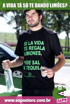 Pida Tequila & Sal