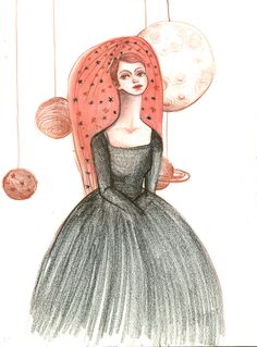 Echa un vistazo a mi proyecto @Behance: \u201cGirly Sketches\u201d https://www.behance.net/gallery/50374751/Girly-Sketches