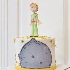 The Little Prince / Le Petit Prince Cake