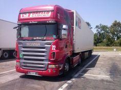 Scania r 500 v 8