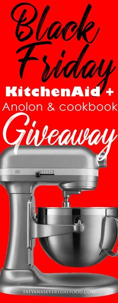 Check out this giveaway from There are 6 total giveaways and multiple ways to enter. The main prize is a KitchenAid Mixer! Delicious Recipes, Great Recipes, Yummy Food, Custard Recipes, Cake Recipes, Tatyana's Everyday Food, Youtube Cooking, Kitchenaid Mixer, Kitchen Time