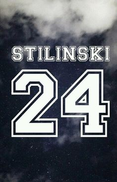 stilinski 24 wallpaper - Google Search