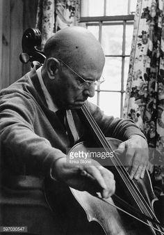 News Photo : Spanish cellist Pablo Casals , 1967.