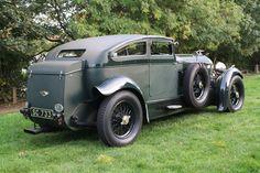 1935 Bentley Blue Train.