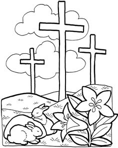 born again girl coloring pages submitted id 2102 uncategorized easter printableseaster - Resurrection Coloring Pages Print