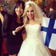 Krista: Finland: #Eurovision