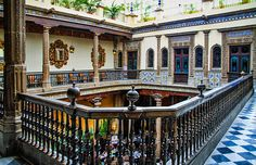 The House of Tiles, Mexico