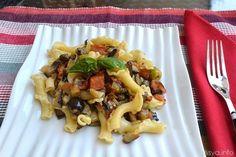 Pasta alla paesana, scopri la ricetta: http://www.misya.info/2014/08/21/pasta-alla-paesana.htm