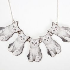 MEGA Crazy cat necklace! http://www.justdaydreaming.com/product-category/crazy-for-cats/
