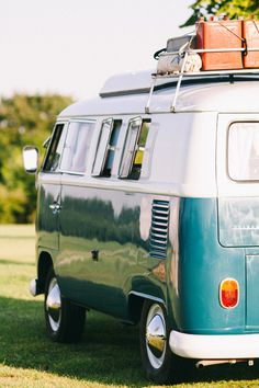 Someday I will take a road trip vacation through Europe in this but still feel at home.