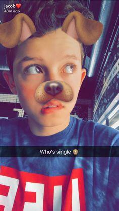 He really wants a girlfriend