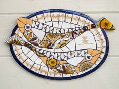Amazing new Mosaics from Box of Frogs at yay retro! now - Retro, Vintage China…