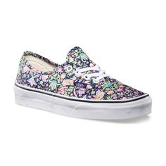Vans Liberty Authentic - birds navy (doesn t seem as pink in person f6f5da8fa4