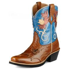 Ariat Fatbaby WHOABABY Boots