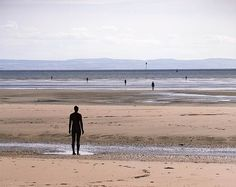 Crosby Beach is now the permanent home to 'Another Place', the sculpture by internationally acclaimed artist, Antony Gormley. The beach has been awarded the Quality Coast Award by Keep Britain Tidy. The QCA award tells visitors that the standards of beach management are of the highest quality in the UK.