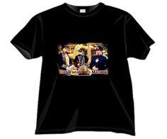 """T-Shirt """"The Wimshurst's Machine"""" 2014."""