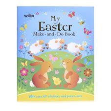 Wilko Easter Sticker Activity Book, The Mall Luton