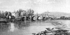Nottinghamshire history > Articles > Articles form the Transactions of the Thoroton Society > An itinerary of Nottingham: Trent Bridge History Articles, Local History, Family History, Slums, Nottingham, Old Photos, Past, Old Things, Archaeology