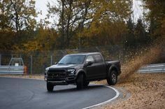 Here's The Right Way To Drive A 2018 Ford Raptor Around The Nürburgring — StangBangers Svt Raptor, Ford Raptor, Drive A, Ford Rapter