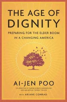 Looks at the growing pressures on families caused by the growing population of elderly in the United States, and offers a plan for allowing the exploding elderly population to age with dignity, while generating millions of new jobs.