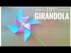 (5) GIRANDOLA Fai Da Te || Mami Crea - YouTube