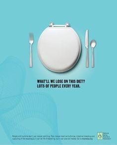 Eating Disorders. Mental Health. #NEDA