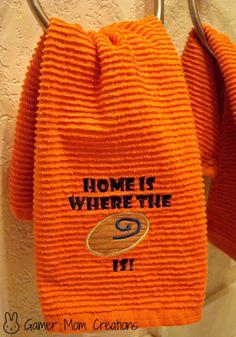 World of Warcraft Towel by GamerMomCreations ($7.20)