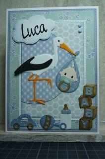 Eri's Kaartenblog!!: Luca!