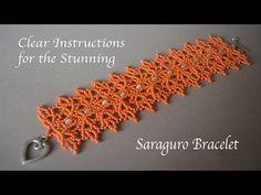 Saraguro Bracelet video ~ Seed Bead Tutorials