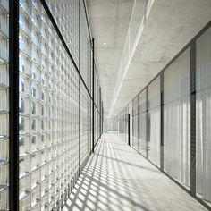 @hedviggen ⚓️ found on pinterest | hallways  | interior design | interior styling | walls | floor  | modern | minimal | workspace | studio | atelier | hallway |  HH59 - Erschliessungszone