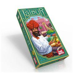 Jaipur - Jeu à 2 - Le meilleur commerçant gagne!