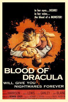 """Blood of #Dracula"" #horror #vampire"