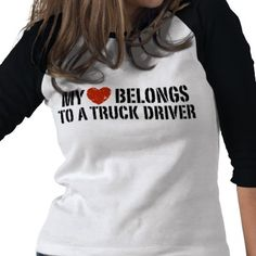 My heart belongs to a truck driver.