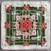 Beautiful Crochet Squares - Hayton Block