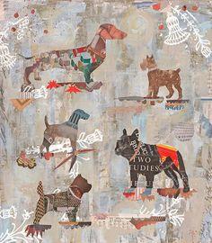 Dog Show Part II - Print Designs by Dolan Geiman