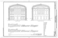 HABS LA,35-BERM,2- (sheet 26 of 32) - Oakland Plantation, Route 494, Bermuda, Natchitoches Parish, LA