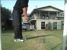 Golf Instruction- The Clubhead and Takeaway - Conical Hand Action (+play...