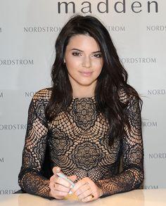 Kendall Jenner & Kylie Jenner at Nordstrom in Glendale – February 2014