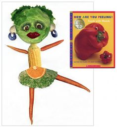 Arcimboldo Collage. PDF file with fruit and veggie photos available for download. by Art Projects for Kids. #arcimboldo