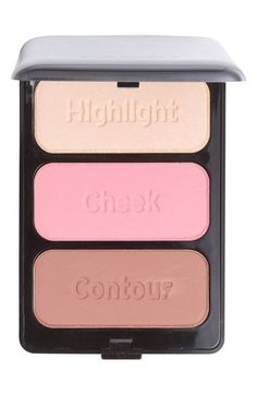 Free shipping and returns on CARGO Contour Palette at Nordstrom.com. A simple, easy system for flawless contouring and highlighting.<br><br>Textures, colors and finishes are specially designed to be fool-proof. For easy application, the embossed shades provide step by step directions - the closest thing to having a makeup artist in your makeup kit!